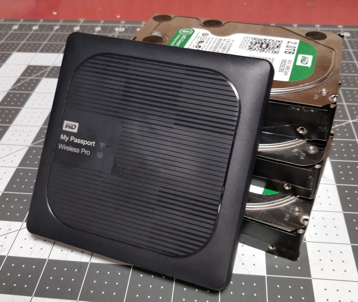 Review of the Western Digital My Passport Wireless Pro